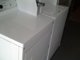 Appliance repair for washers